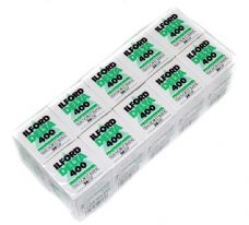 Delta 400 Pro 35mm-36 PACK of 10
